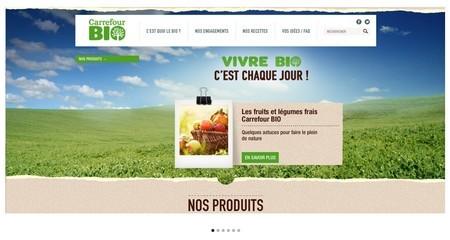 carrefour bio produit