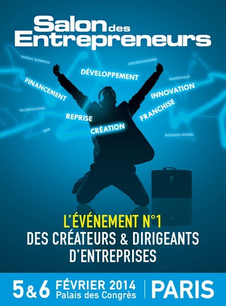 La fca participera au salon des entrepreneurs de paris for Salon des entrepreneurs paris