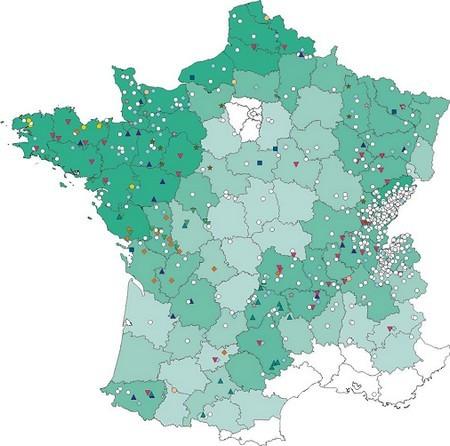 72000 producteurs laitiers en france