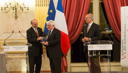 Gérard Dorey carrefour prix autodidacte