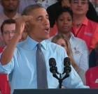 Carrefour : Barack Obama versus Tom Barrack