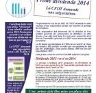 Carrefour : La CFDT demande l'application de la prime Sarkozy sur 2013