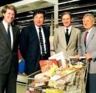 Jacques Fournier, l'ancien DG de Carrefour, vient de disparaître