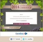 La Foire aux Vins continue chez Carrefour drive