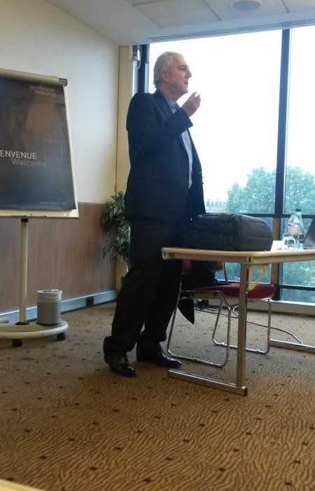 Andre tordjman Little Extra conference thil