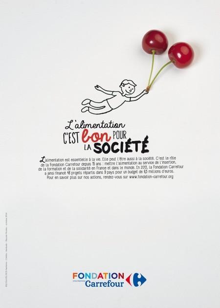 fondation carrefour alimentation bon société