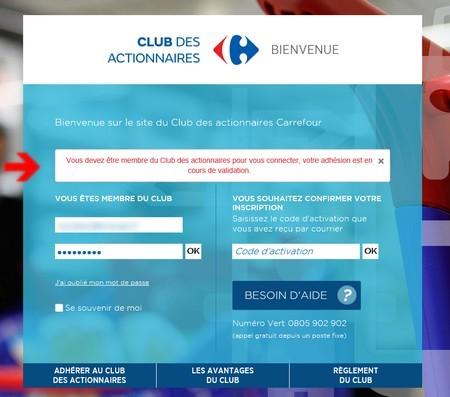 Club des actionnaires carrefour 5