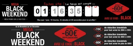 black weekend carrefour