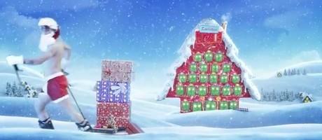 Carrefour adopte Cartman pour Noël