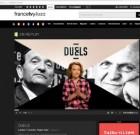 France 5 – revoir L'hyper Duel : Edouard Leclerc – Marcel Fournier