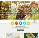 """""""Agir ici, Pour moi, Pour tous"""" : exemple du miel Carrefour"""
