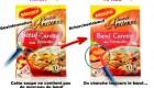 Pour foodwatch, Maggi et Liebig se moque toujours des consommateurs