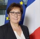 Martine Pinville présente à Paris Retail Week le lundi 21 septembre 2015