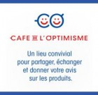 Carrefour lance le Café de l'Optimisme