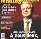 """Luc Vandevelde : """"J'ai envisagé d'acheter Carrefour"""""""