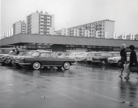CARREFOUR VILLEURBANNE 1965