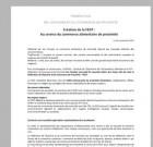 Création de La Fédération de l'Épicerie et du Commerce de Proximité (FECP)