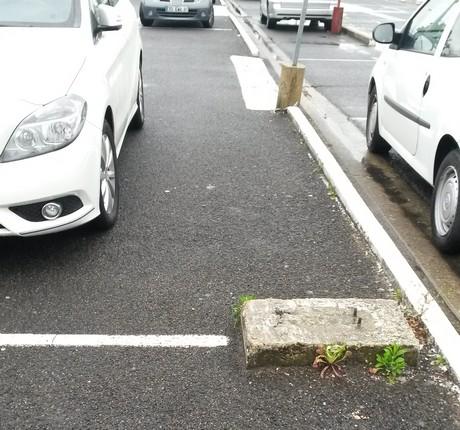 parking carrefour