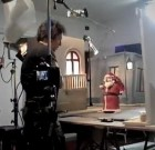 Le Père Noël est à Carrefour