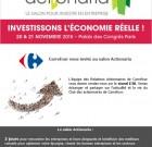 Carrefour présent au Salon Actionaria 2015