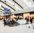 Espace Anjou lauréat du trophée des briques d'or 2015 dans la catégorie centres commerciaux
