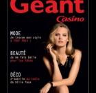 Pour la première fois, Géant Casino rassemble mode, beauté et déco dans un catalogue de fêtes