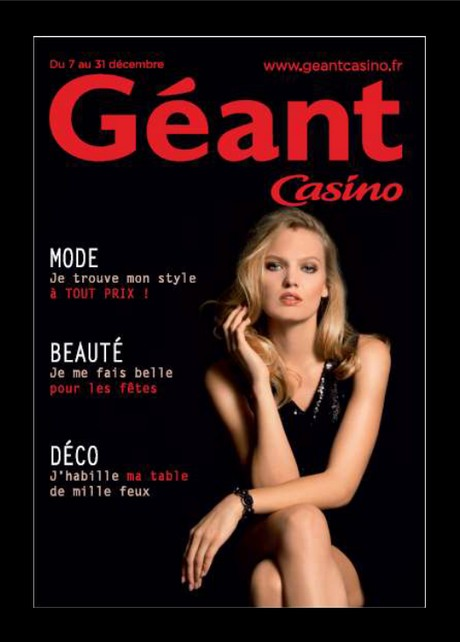 catalogue geant casino