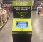 GO Sport se digitalise et intègre desbornes e-shop en magasin