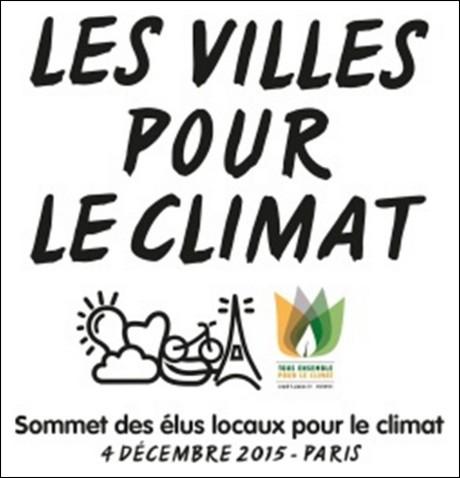 ville pour le climat 2015