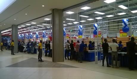 Carrefour Abidjan CFAO