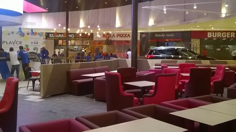 Food Court Abidjan