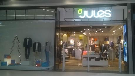 Jules vitrine Abidjan