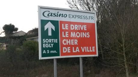 Le Groupe Casino prend acte de la décision de Standard & Poor's d'abaisser sa notation financière de BB-