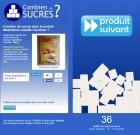 Combien de sucres dans les Madeleines coquilles Carrefour ?