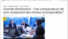 Yves Puget (LSA) avez-vous comparé les comparateurs de prix ?