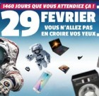 CDISCOUNT transforme le «29 février» en journée de la chance