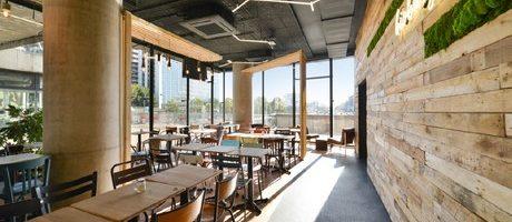 Bioburger ouvre son restaurant flagship à La Défense