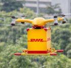 DHL Express lance son premier service de drone intelligent en zone urbaine