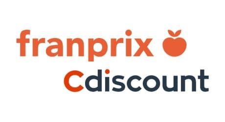 Cdiscount et Franprix