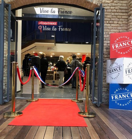 Boutique Vive la France
