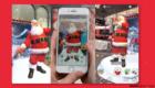 Rencontrez le Père-Noël grâce à Snapchat, Isobar et Coca-Cola