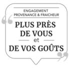 """Signature de la """"Charte d'engagements de mise en avant des produits frais"""""""